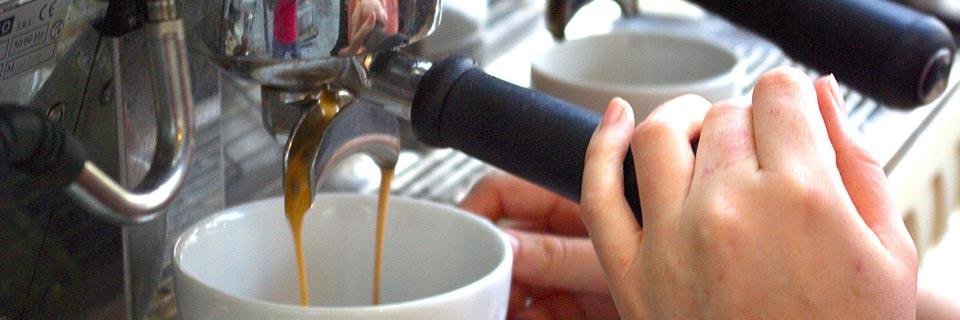 handmade bakery espresso